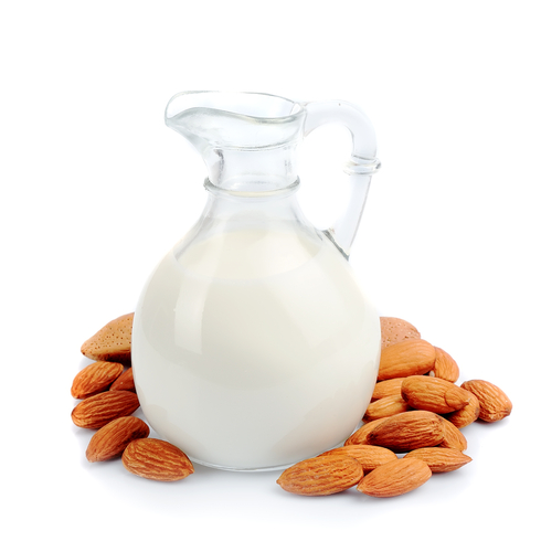 Nut milk can be prepared in-house with a more individualized flavor