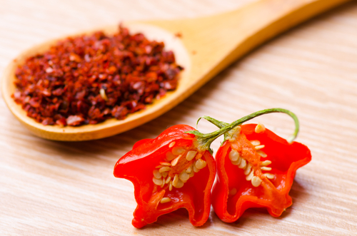 Spicy foods are rising in popularity