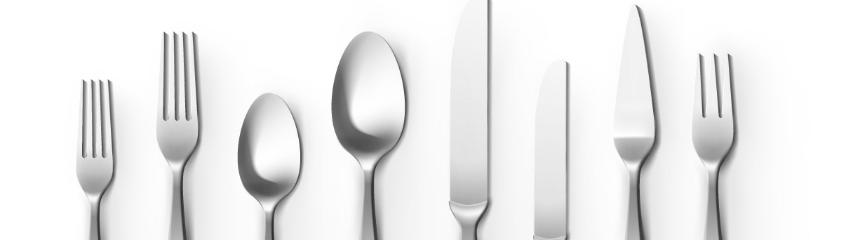 TigerChef Flatware Guide