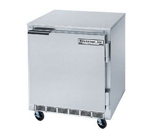 Beverage Air UCF27A-24 Undercounter Freezer  :  restaurant supplies equipment freezer