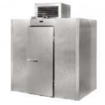 Howard McCray 150-1S-5 Aluminum Step-In Freezer