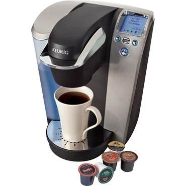 Keurig B70 Single Cup Home Brewing Coffee Maker  :  restaurant coffee maker equipment kitchen