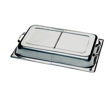 Hinged chafer cover