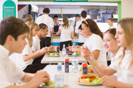 College Cafeterias Keep Students Ready to Learn
