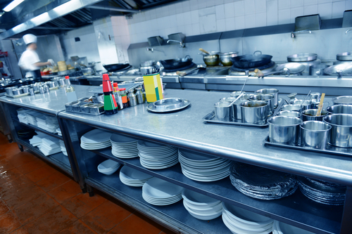 Cleanliness is Key for a Hotel Kitchen