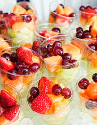 Refreshing Fruit Salad (Treat!)