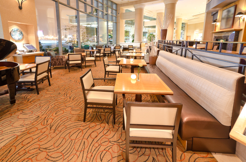 Serving and Seating Hotel Dining Etiquette