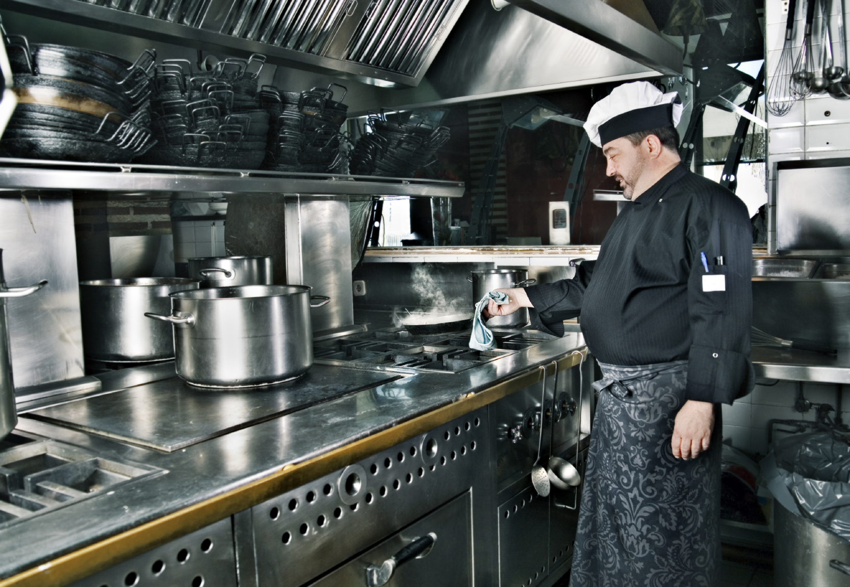 TigerChef Describes Cutting Edge Commercial Kitchen Equipment