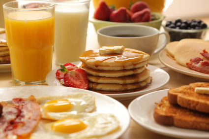 Start the Day Right with More Cafeteria Breakfast Options