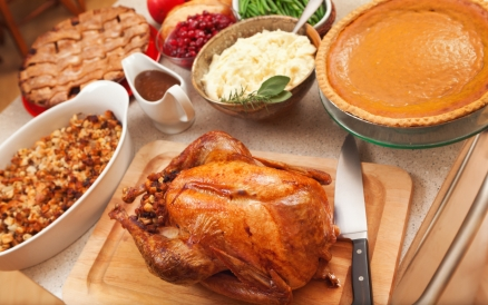 A Restaurant Thanksgiving can be a Positive Experience for Customers and a Very Profitable Event for Businesses