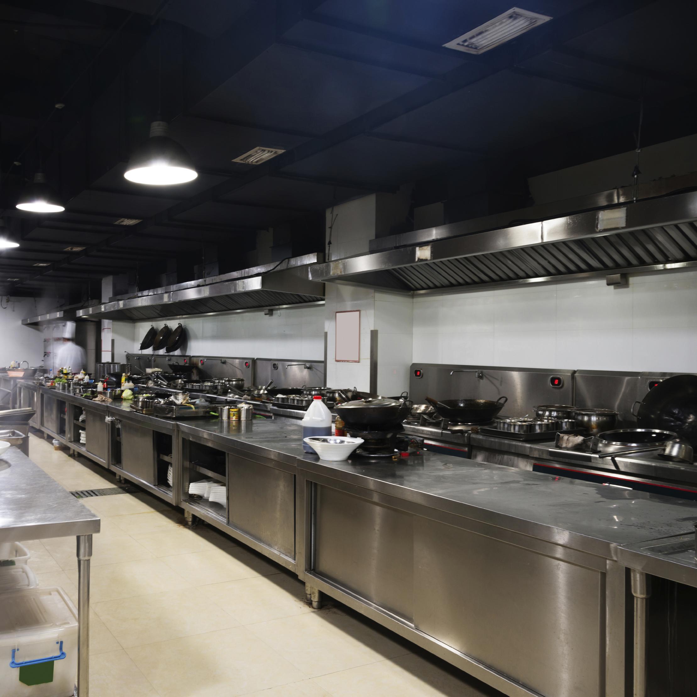 Professional Kitchen: Best Home Decoration World Class
