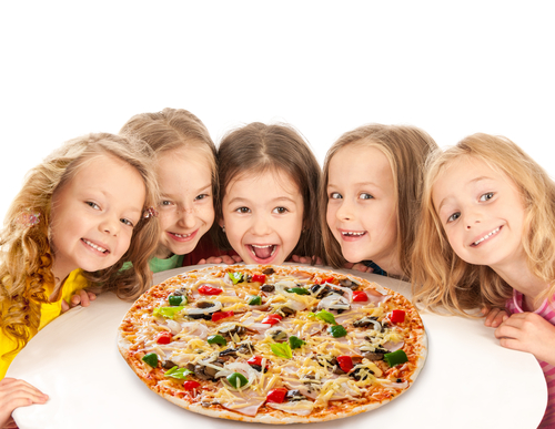 Creating a Child Friendly Pizza Shop