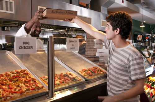 Developing the Right Image for Your Pizza Place