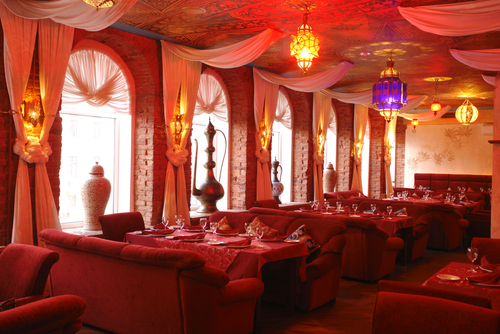 Creating a Themed Hotel Restaurant