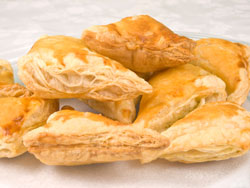 Mini Sweet Potato Turnovers