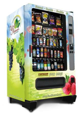 Healthier Vending Machine Options